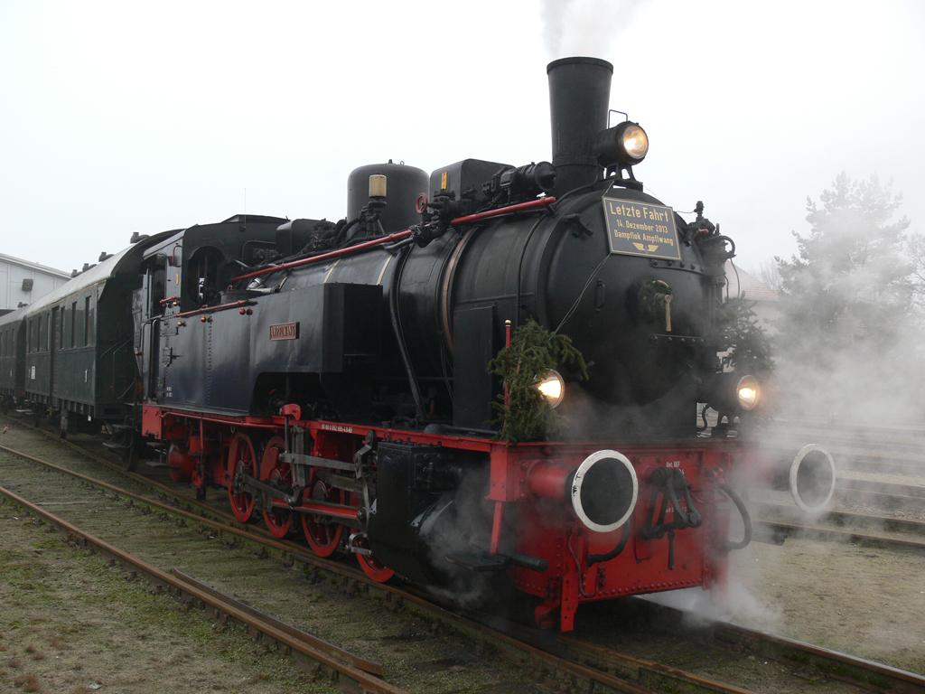 Berliner Eisenbahnfreunde E V Aktuelles