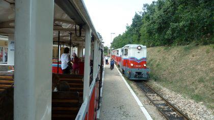 Zugkreuzung