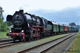 Gast-Dampflok 52 8177