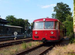 VT 95 der Berliner Eisenbahnfreund am 9.6.2018 in Berlin-Lichterfelde West