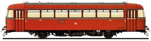 Zugsymbol BEF VT95