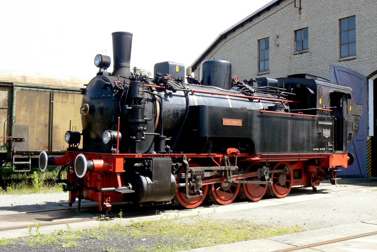 Berliner Eisenbahnfreunde E V Triebfahrzeuge