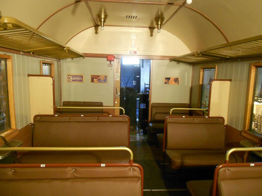 Nebenbahnwagen bei der DB Mitte der 1950er Jahre