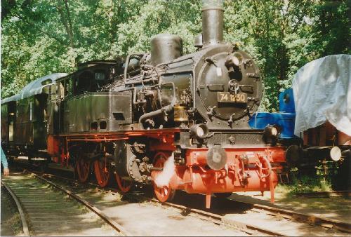 1990-74 1230 in der Waldstraße