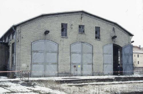 1996-Basdorf Wagenhalle