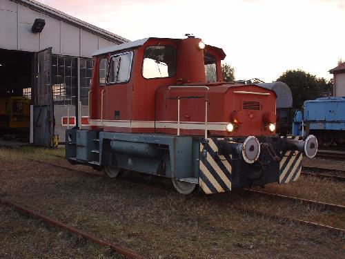 2006-Neue Diesellok