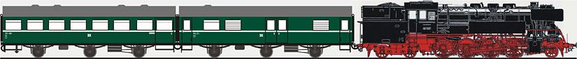 Grafik Eisenbahn